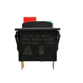 Запчасти для АВД  Kranzle выключатель главный для Quadro 800, 1000, 1200