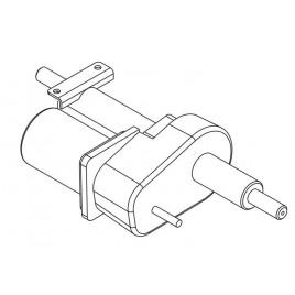 Мотор движения с редуктором (блок привода) для Columbus RA60 200Вт 24В