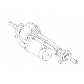Мотор движения с редуктором для поломоечной машины Karcher B 60 W